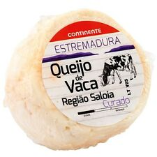 1 Whole Ball Portuguese CURED COW CHEESE // Free shipping worldwide