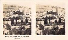 Stereoscope  View Camerascope - Cavanders Ltd  Peeps Into Many Lands Palestine