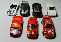 Hot Wheels Diecast Cars Lot of 7 Matchbox Mattel Vintage Racing
