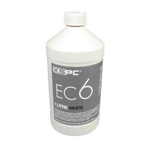 XSPC EC6 Premix Opaque Coolant - White