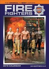 Kalender Feuerwehrmänner 2019 DIN A3