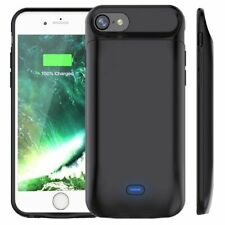 For iPhone 6 6s 7 8 Plus Portable Power Bank Charger External Battery Case Cover