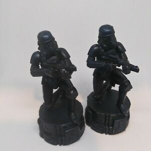 STAR WARS 2005 Saga Edition Chess STORMTROOPER Replacement Pieces - Cake Topper