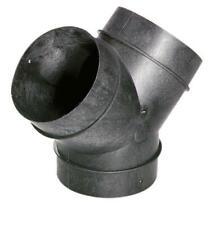 Truma Y-Stück, 65/72mm, schwarz, Truma Teil Nr.: 39610-01