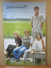 """Dawson's Creek"" Vintage TV series  Poster 1998 5270"