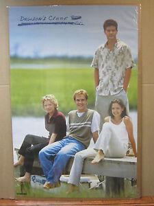 """Dawson's Creek"" Vintage TV series  Poster 1998 5270"