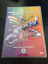 Double DVD : Rio de Janeiro 2009 Carnaval (Carnival)