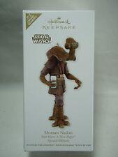 2012 Hallmark Keepsake Ornament Star Wars Momaw Nadon Limited Quantity Ornament