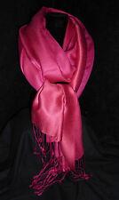 Pashmina Pink (Hot), Cashmere/Silk
