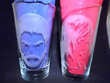 The Last of Us Inspired 16oz glasses -Ellie and Joel-PS3-XBOX 360 Video Game