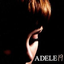 ADELE - 19 CD  new sealed