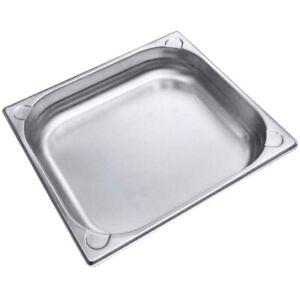 Gastronorm Behälter aus Edelstahl 18/10, 1/3 GN-Behälter, 100 mm