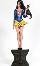CS MOORE GRIMM FAIRY TALES SNOW WHITE - SCHNEEWITTCHEN LE RESIN 1:6 RESIN STATUE