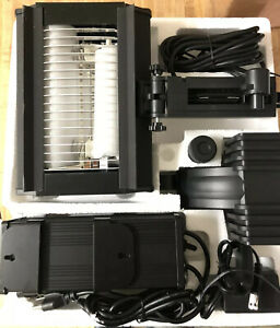 Oceanic HQI Light Fixture & Bulb - BRAND NEW - 155 Watts with Fan - BioCUBE 29