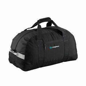 NEW Caribee Loco 60L  Medium Gear  Foldable Duffle Bag Black 5691