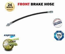 FOR Mitsubishi CANTER 2.8 DT 3.0DT 35 1996-2005 1X FRONT RUBBER FLEXI BRAKE HOSE