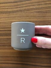 Starbucks Reserve Roasetry & Tasting Room 3oz demi cup espresso shot glass SEA