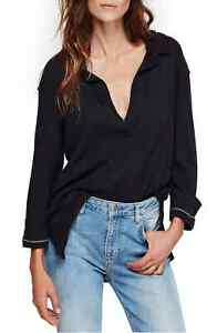 Free People | Annie Long Sleeve | Black