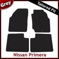 Nissan primera 1996 1997 1998 1999 2000 2001 2002 a Medida Alfombra Alfombrillas De Coche Gris