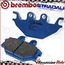 REAR BRAKE PADS BREMBO CARBON CERAMIC 07GR5209 YAMAHA YZF R 125 2010 2011