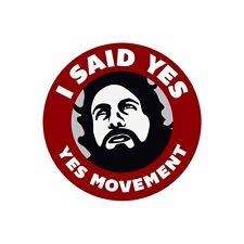 WWE Daniel Bryan YES Movement Sticker New