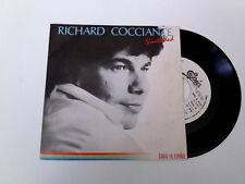 """RICHARD CONTE """"CANTA EN ESPAÑOL SINCERIDAD / EN TU PIEL"""" 7"""" SINGLE G/VG BE/MBE"""