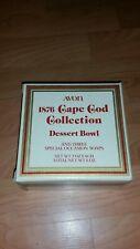 Avon Cape Cod Dessert Bowl Nip!