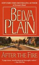 After the Fire by Belva Plain (2001, Paperback, Reprint)