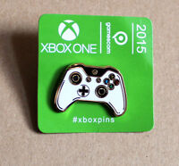Xbox One Limited Edition Controller White promo Pin from Gamescom 2015