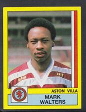 Panini Football 1987 Sticker - No 37 - Mark Walters - Aston Villa  (S890)