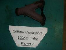 91 90 92 93 94 YAMAHA PHAZER 2 II pz485 exhaust Y pipe manifold gaskets 85 86 87