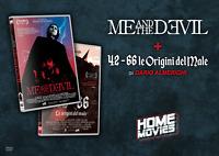 Combo Dario Almerighi: ME AND THE DEVIL + 42-66 LE ORIGINI DEL MALE (2 DVD)
