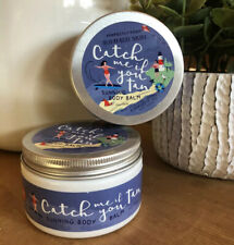*Two* Perfectly Posh Retired Catch Me If You Tan Sunning Body Balm Coconut Oil