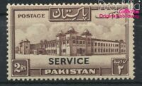 Pakistan D25 postfrisch 1948 Dienstmarke (8882683