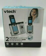VTech DS6621-2 DECT 6.0 Expandable Cordless Phone w/ Bluetooth Answering System