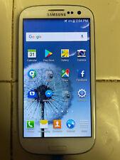 Samsung Galaxy S III - 16GB - White (Unlocked). No reserve