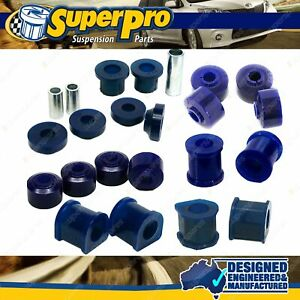 Front Superpro Suspension Bush Kit for MITSUBISHI L300 EXPRESS SA SB SC SD 4WD