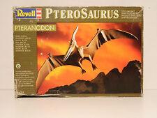 flying reptil, PteroSaurus Pteranodon, kit marca Revell, Germany