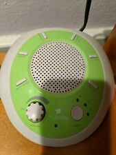 My Baby Sound Machine White Noise Spa Crickets Water Rain Ac Adaptor