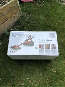 kenmore canister vacuum 400 series