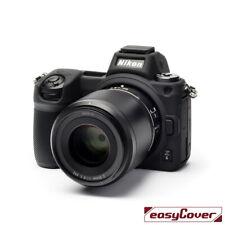 easyCover Nikon Z6 / Z7 EA-ECNDZ7B Camera Protective Case BLACK Silicone