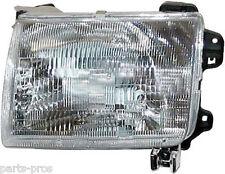 New Replacement Headlight LH / FOR 1998-00 NISSAN FRONTIER & 2000-01 XTERRA