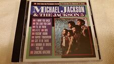 MICHAEL JACKSON & THE JACKSON 5 GREAT SONGS MOTOWN 25TH TV SPECIAL CD FREE SHIP