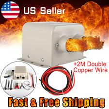 600W 12V Car Truck Portable Heater Fan Heated Window Demister Defroster Heating