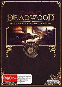 Deadwood: The Ultimate Collection (12 Disc Set, 2006)