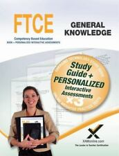 NEW - FTCE General Knowledge by Wynne, Sharon A