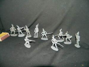 Airfix 1:32 englische Infantrie napoleonische Kriege (Waterloo) 10 Figuren
