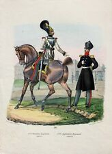 Prussia Garde-Kürassier-Regiment Berlino Raupenhelm Fanteria di Winterfeldt