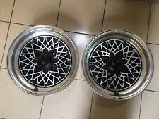 """Super Silhouette 13"""" JDM Wheels Rims 114.3 x 2 AE86 RA25 KPGC10 B110 (Used)"""
