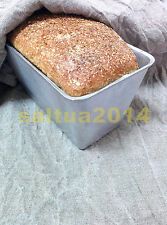 PANS Bread BAKING New ALUMINUM LOAF 5 SET Forms